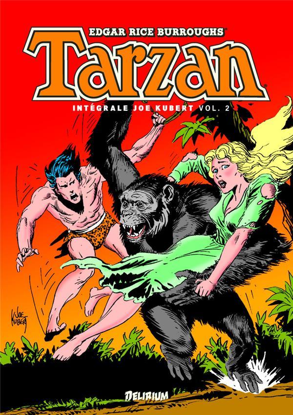 Tarzan ; INTEGRALE VOL.2