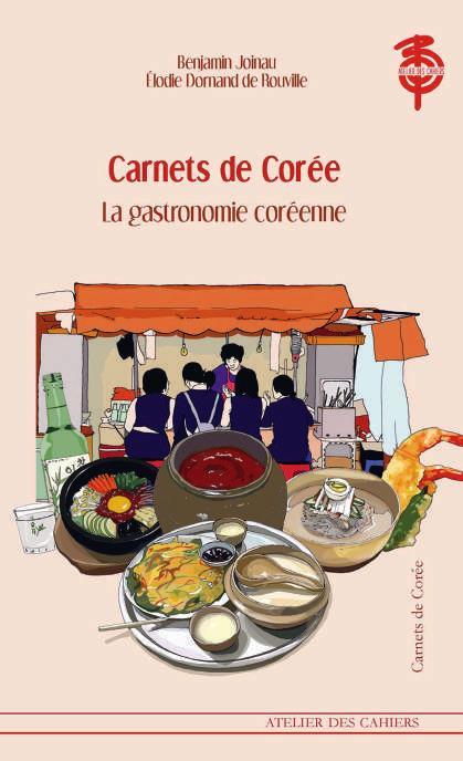 Carnets de Corée ; la gastronomie coréenne