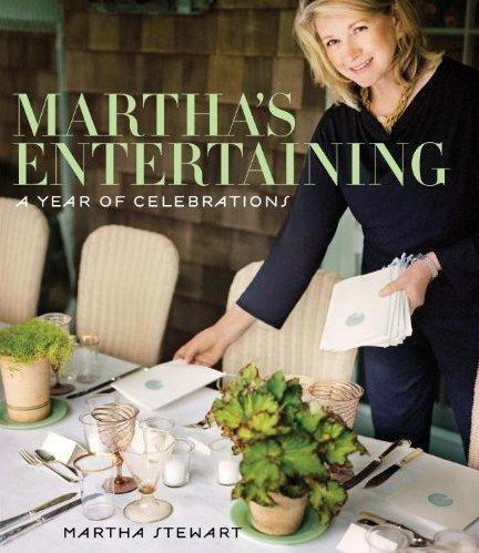 Martha's entertaining - a year of celebrations