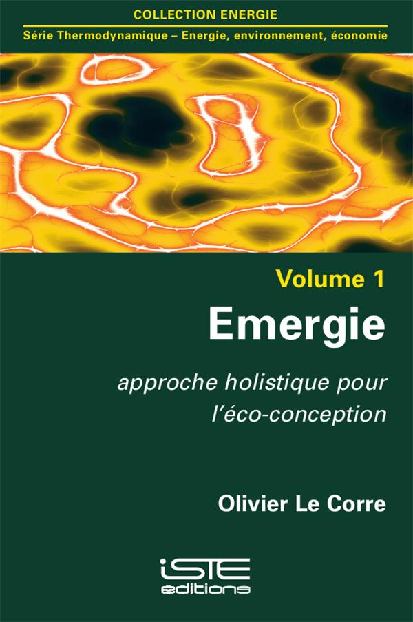 émergie, approche holistique pour l'éco-conception