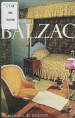 Vente Livre Numérique : Balzac  - Gaëtan Picon