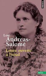 Vente EBooks : Lettre ouverte à Freud  - Lou Andréas-Salomé