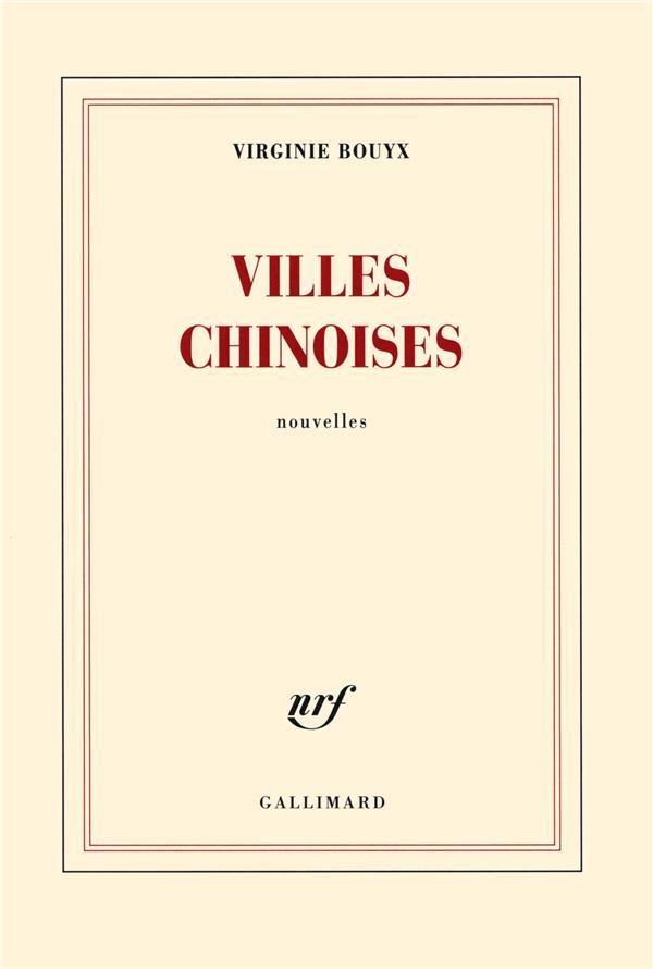 Villes chinoises