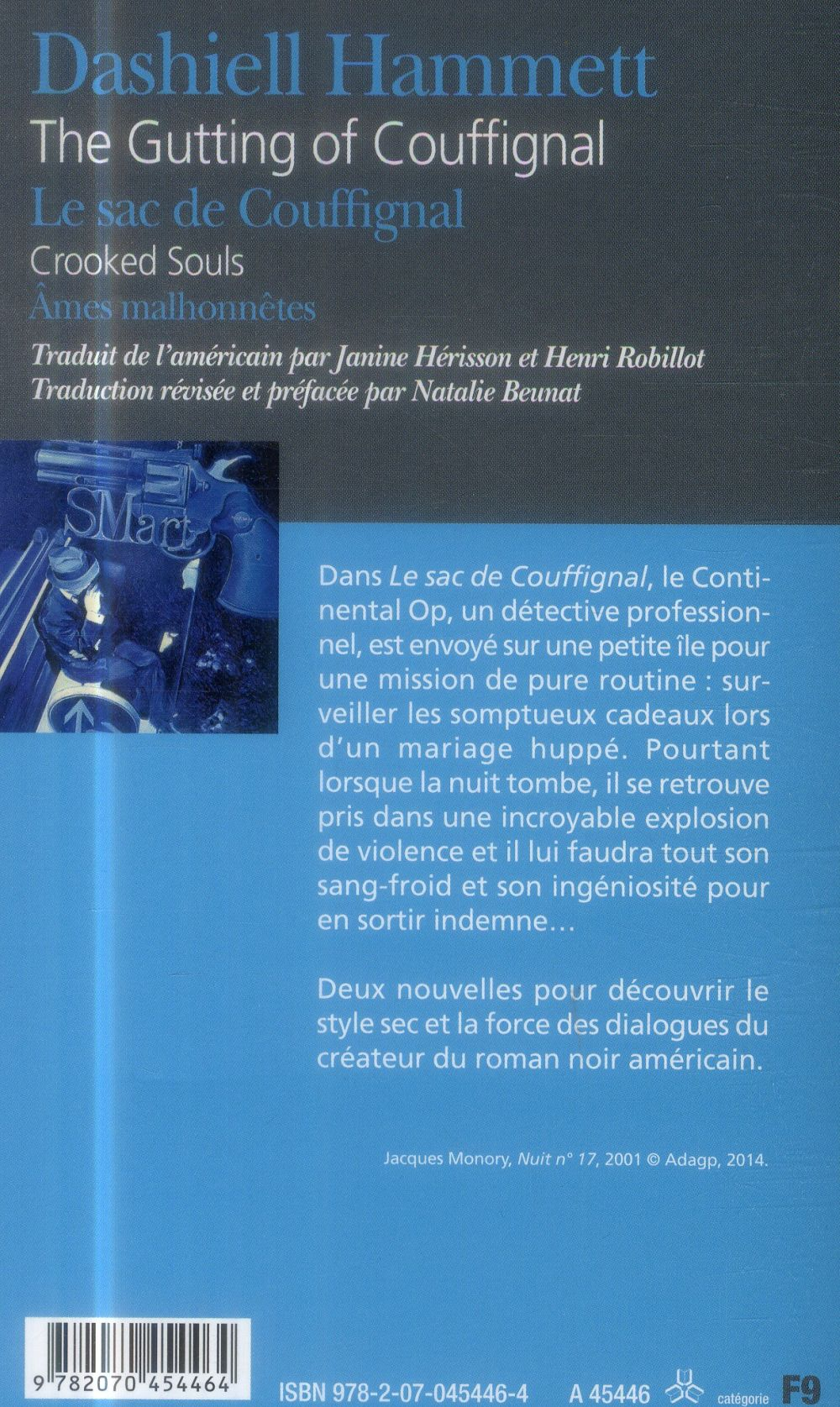 Le sac de couffignal / the gutting of couffingnal