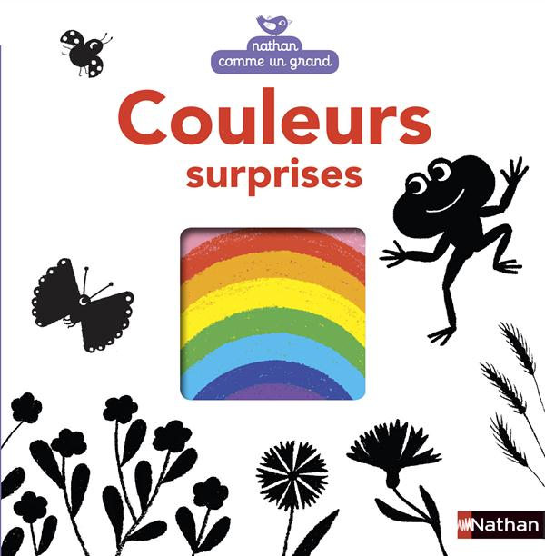 Couleurs surprises