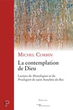 La contemplation de Dieu  - Michel Corbin - Corbin M