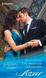 Vente Livre Numérique : Une amoureuse indomptable  - Melanie Milburne