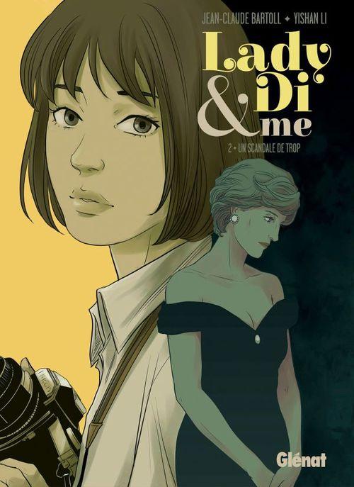 Lady Di & Me - Tome 02  - Jean-Claude Bartoll  - Yishan Li