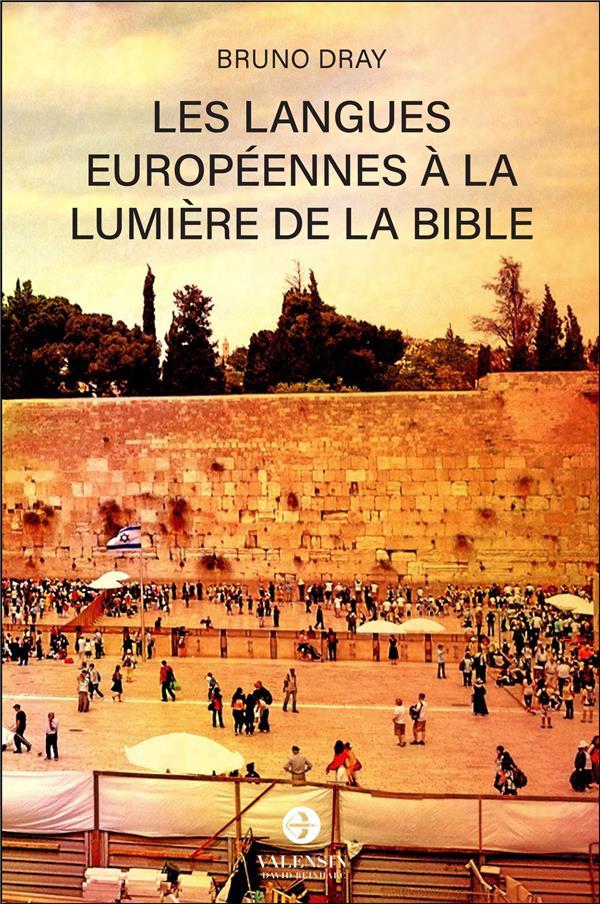 Les langues européennes à la lumière de la Bible