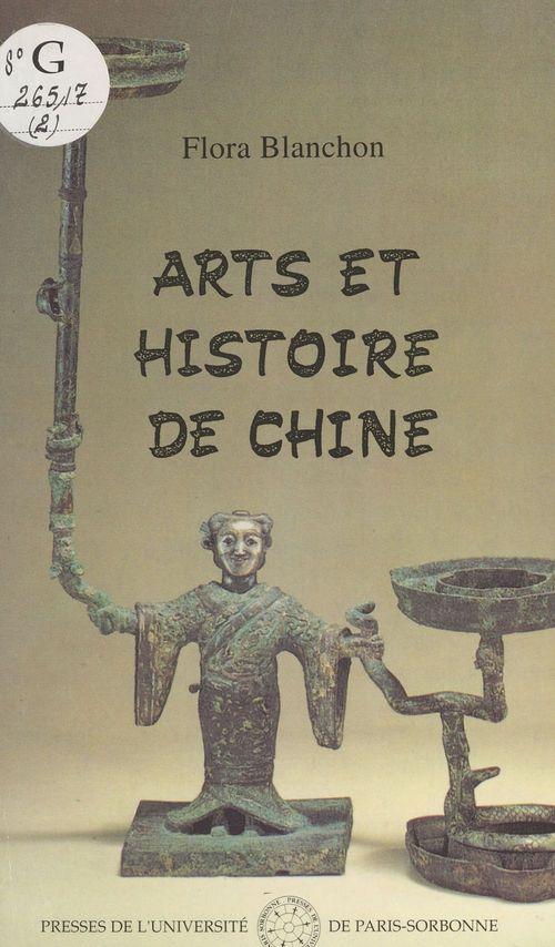 Arts et histoire de la chine i