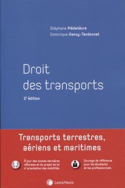 Droit des transports (2e édition)