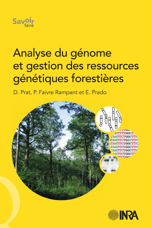 Analyse du génome et gestion des ressources genetiques forestières