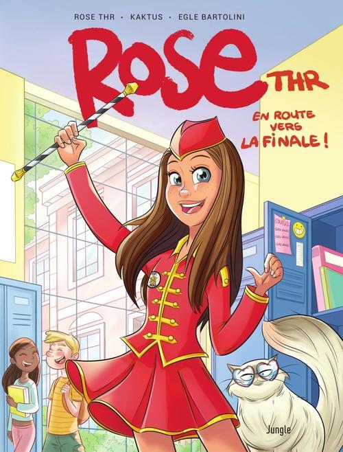 Rose THR : en route vers la finale !