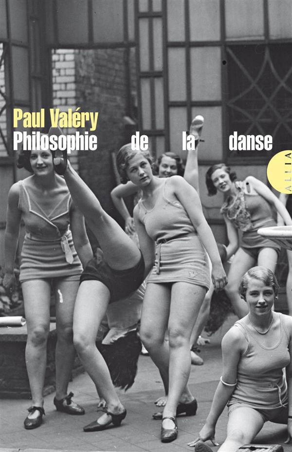 Philosophie de la danse