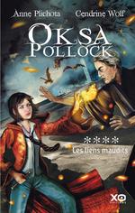 Vente Livre Numérique : Oksa Pollock - tome 4 Les liens maudits  - Anne Plichota - Cendrine Wolf