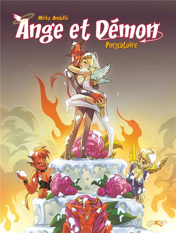 ange et démon t.2 ; purgatoire