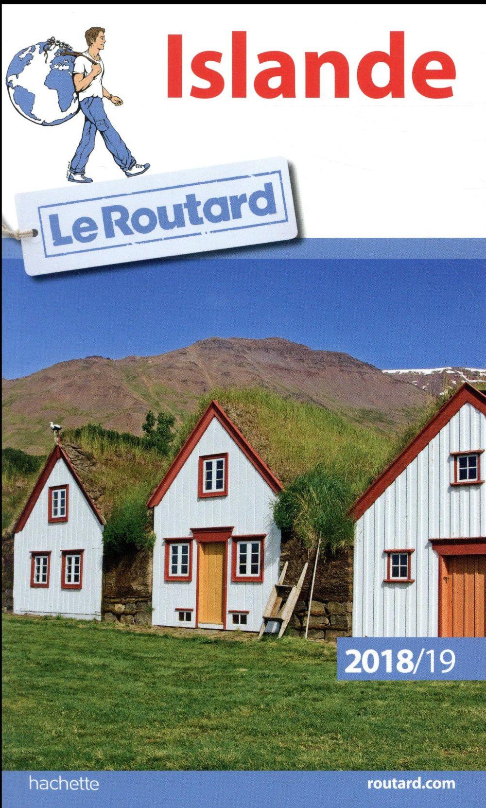 Guide du Routard ; Islande (édition 2018/2019)