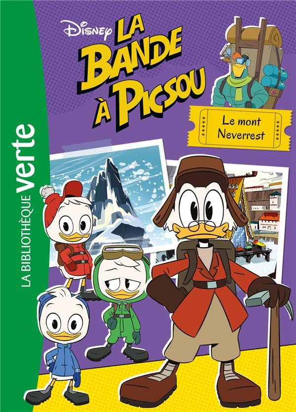 La Bande A Picsou T.3 ; Le Mont Neverrest