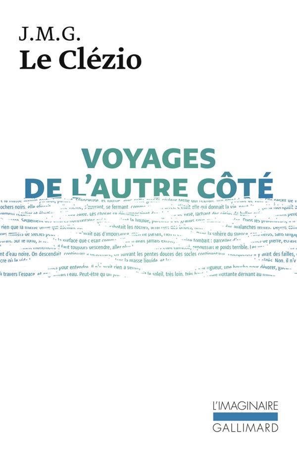 VOYAGES DE L'AUTRE COTE