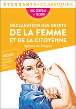 Vente EBooks : Déclaration des droits de la femme et de la citoyenne (BAC 2022)  - Olympe de Gouges