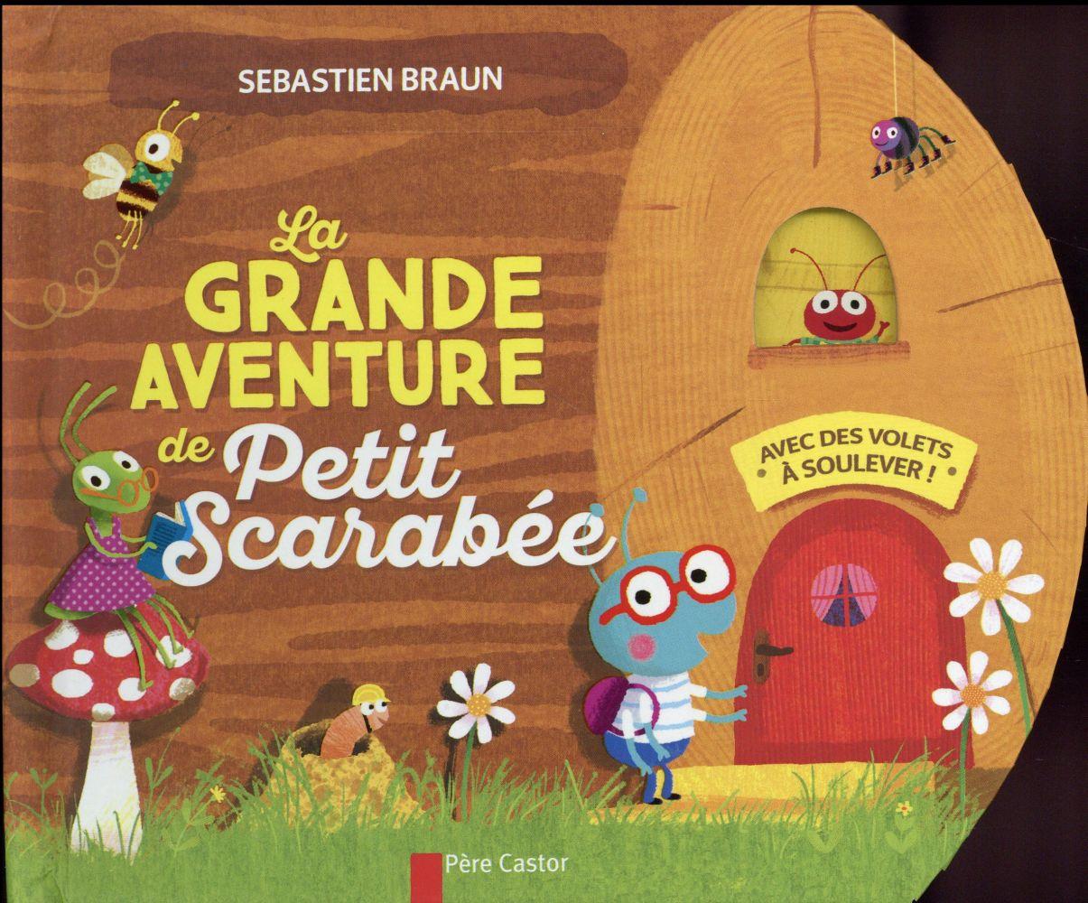 La grande aventure de petit scarabée