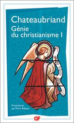 Vente Livre Numérique : Génie du christianisme (Tome 1)  - François-René de Chateaubriand