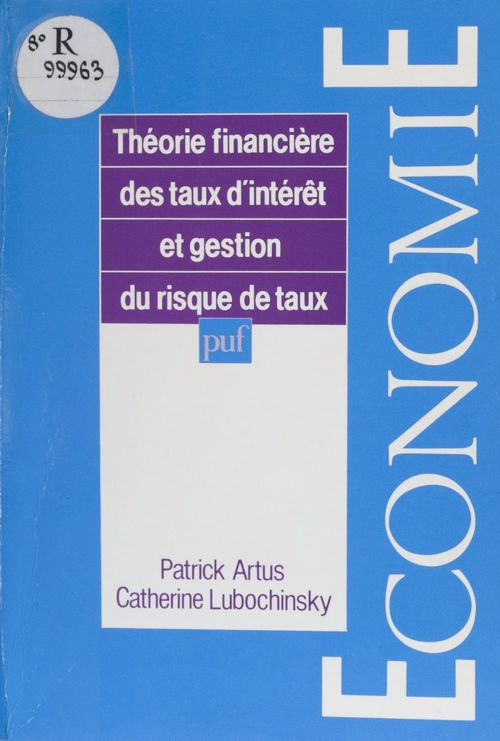 Iad - theorie financiere taux d'interet
