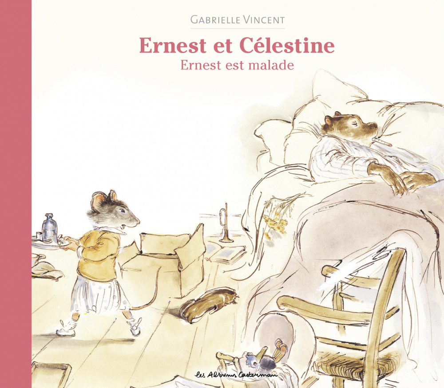 Ernest est malade