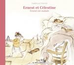 Vente EBooks : Les albums d'Ernest et Célestine - Ernest est malade  - Gabrielle Vincent