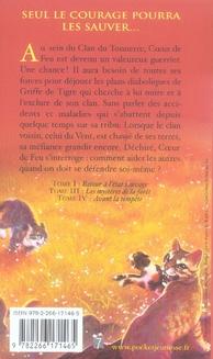 La guerre des clans - cycle 1 T.2 ; à feu et à sang