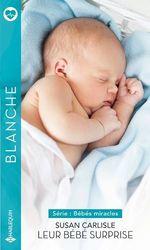 Vente Livre Numérique : Leur bébé surprise  - Susan Carlisle
