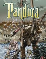 Vente Livre Numérique : Pandora t.2 ; les flibustiers du grand fleuve  - Eric Stoffel