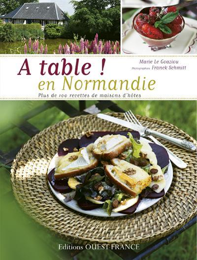 à table ! en Normandie