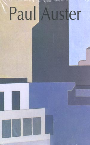 Coffret Paul Auster ; Tombouctou ; Leviathan ; Monn Palace