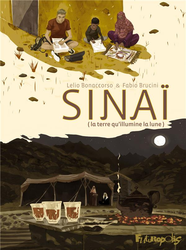 Sinaï : la terre qu'illumine la lune