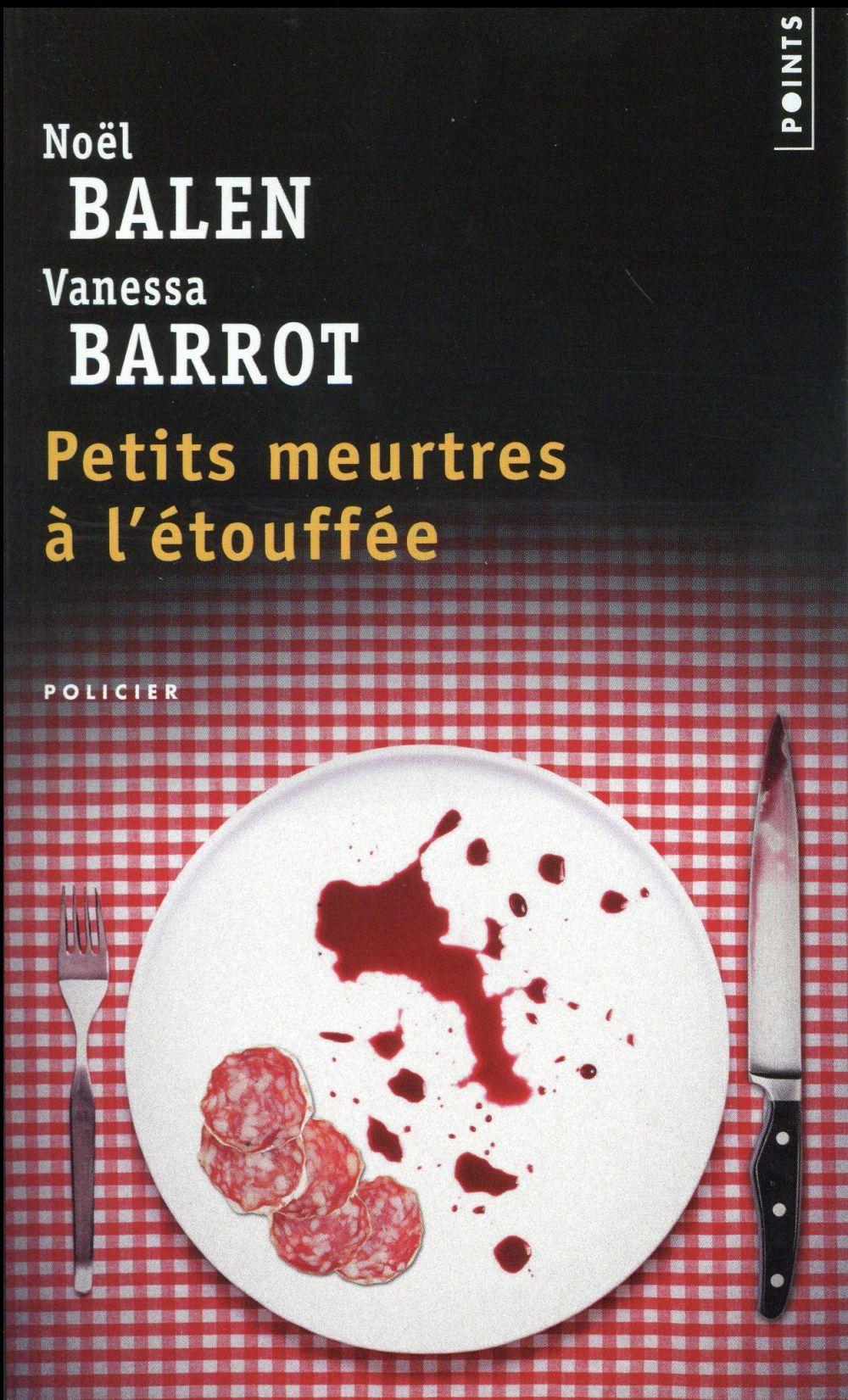 CRIMES GOURMANDS T.1  -  PETITS MEURTRES A L'ETOUFFEE