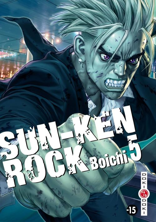 Sun-Ken Rock T.5