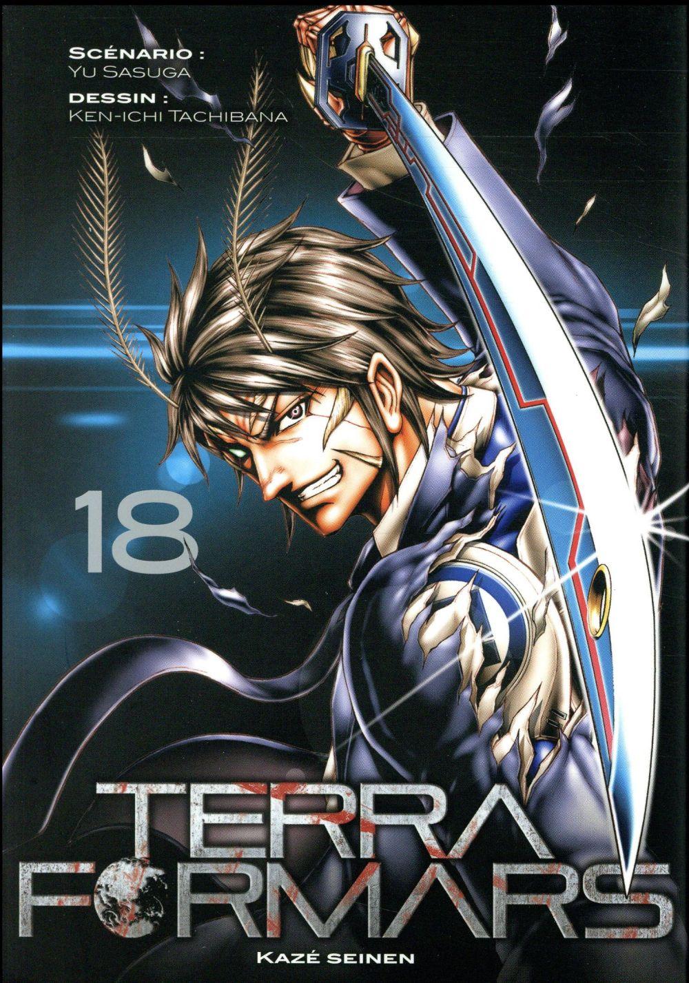Terra Formars T.18