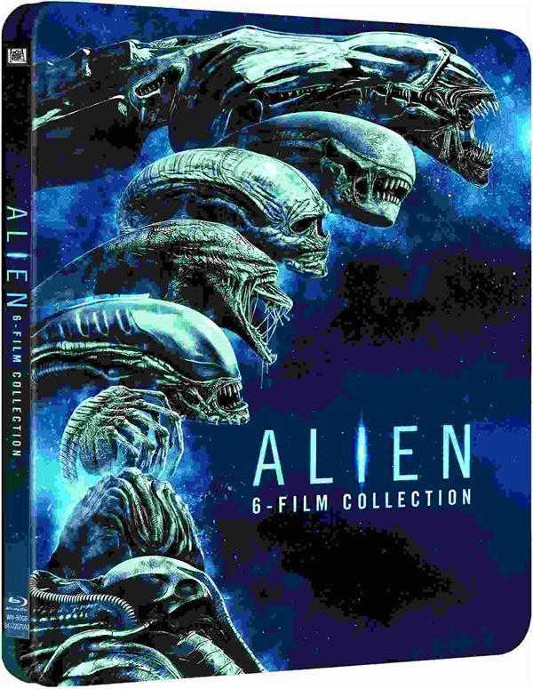 Alien - Intégrale - 6 films