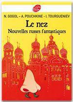 Vente Livre Numérique : Le nez et autres nouvelles russes  - Alexandre Pouchkine