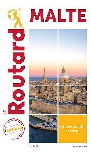 Guide du Routard ; Malte (édition 2020/2021)