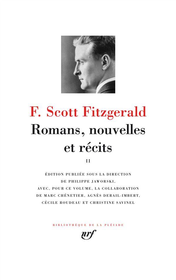 Romans, nouvelles et récits t.2