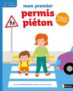 Vente Livre Numérique : Mon premier permis piéton - Dès 3 ans  - Madeleine Deny