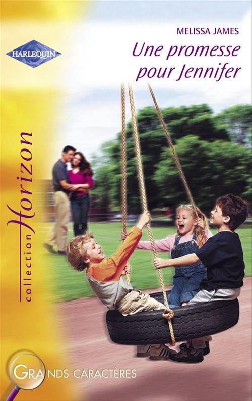 Vente EBooks : Une promesse pour Jennifer (Harlequin Horizon)  - Melissa James