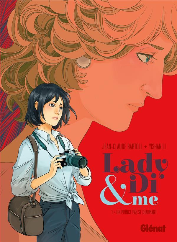 Lady Di & me T.1 ; un prince pas si charmant