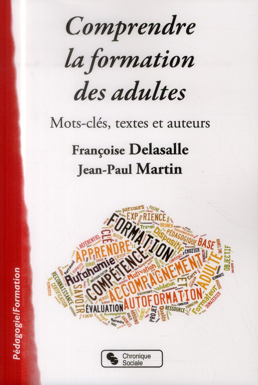 Comprendre la formation d'adultes