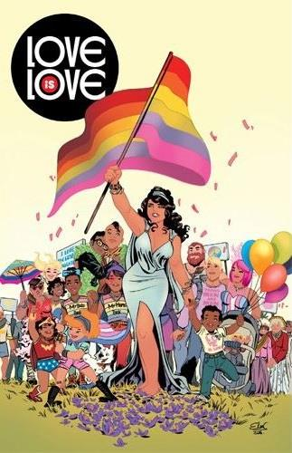 LOVE IS LOVE COLLECTIF