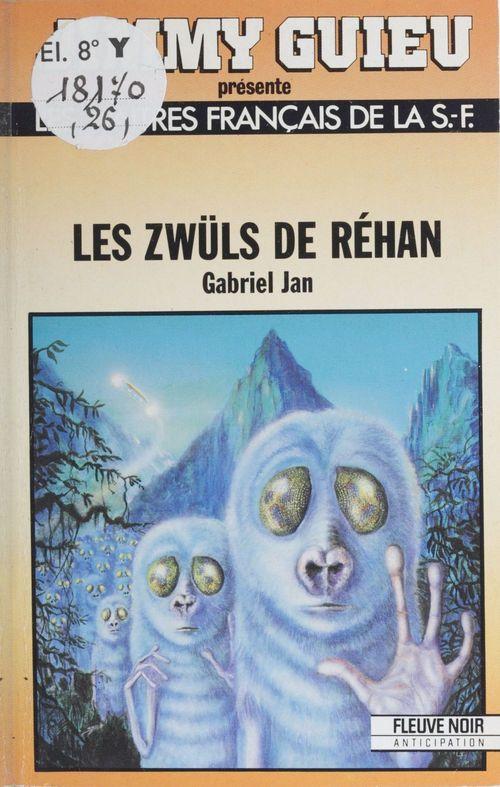 Les Zwüls de Réhan  - Gabriel Jan