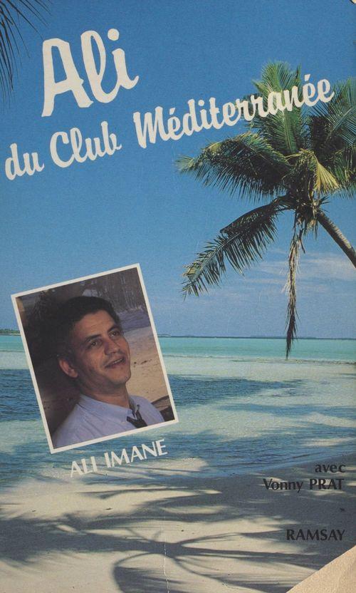 Ali, du club Méditerranée