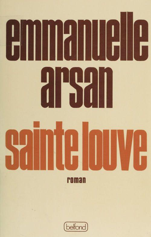 Sainte-Louve